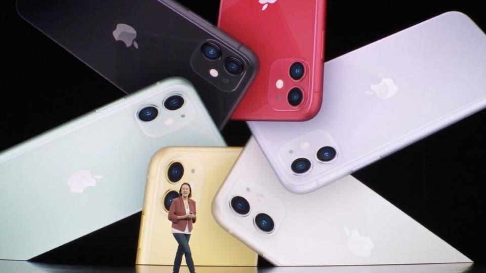 توقعات آبل لـ IPhone 12 بيع 100 مليون جهاز العام المقبل