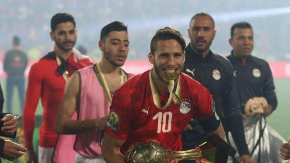 توقف الدوري المصري بسبب ارتباطات المنتخب الوطني أضر بذئاب الجبل
