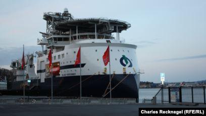 سفن تنقل الغاز والنفط دون الاعتماد على طاقم بشري