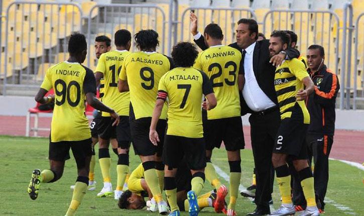 وادي دجلة يواجه نادي مصر اليوم في الخامسة مساءا على إستاد الكلية الحربية