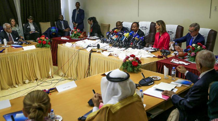 أمريكا تطلب قائمة طلبات من السودان لرفعها من قائمة الإرهاب