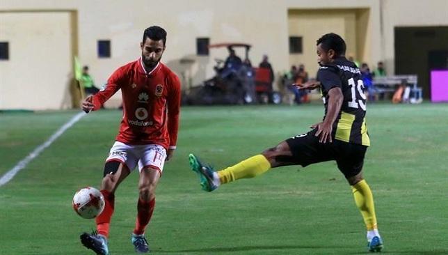 الأهلي يواجه وادي دجلة في الدوري المصري الممتاز الاربعاء القادم في السابعة ونصف مساءا