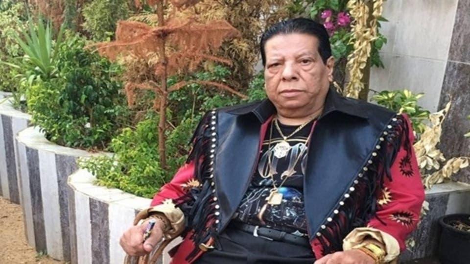وفاة المطرب شعبان عبد الرحيم أثر تعرضه لأزمه قلبية حادة أودت بحياته