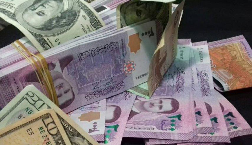 سقوط الليرة السورية أمام الدولار