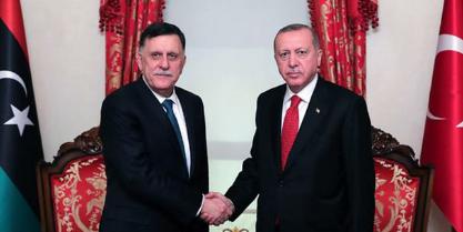 اتفاقيات ليبيا مع تركيا