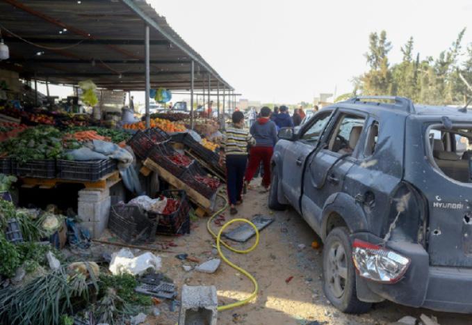 الأمم المتحدة تقنع أطراف في ليبيا بوقف إطلاق النار غرب ليبيا فض