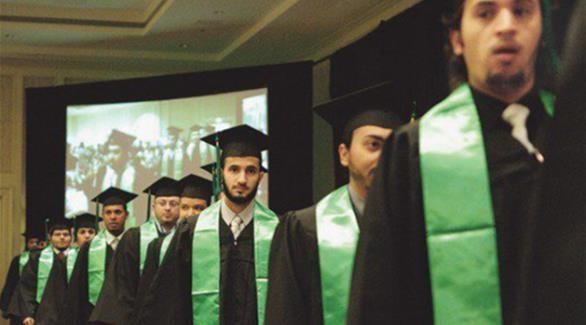 الطلاب السعوديون خارج الولايات المتحدة