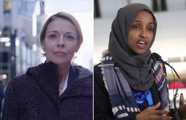 اللاجئة الصومالية والعراقية فى انتخابات الأمريكية