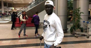 وصول بادجي إلى القاهرة وخضوعه للكشف الطبي اليوم حتى ينضم إلى الأهلي