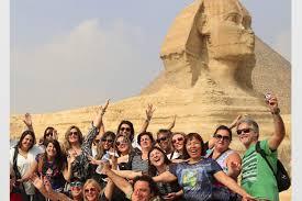 زيارة ١٣ مليون سائح لمصر في 2019 وزيادة الإيطاليون بنسبة ٤٠٪.
