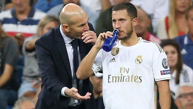 معلومات مؤكدة عن موعد عودة هازارد إلى ريال مدريد