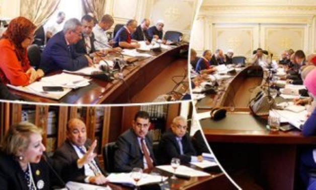مناقشة مشكلة إحلال بيوت النوبيين بالبرلمان