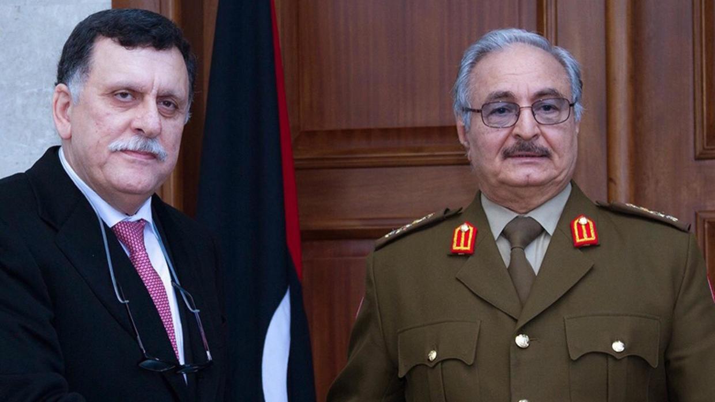 وقف اطلاق النار قرار من موسكو لليبيا