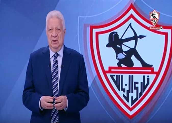 """(نيولوك)مرتضى منصور في قناة الزمالك الجديدة وتعليمات صارمة من """" إعلام المصريين """""""