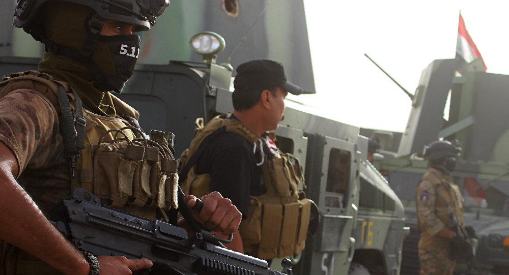 قتل 8 إرهابيين في شمال العراق علي يد قوات الأمن العراقي.