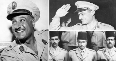 _الخطابات التي كان يرسلها الرئيس الراحل جمال عبد الناصر لوالده خلال فترة دراسته في الكلية الحربية