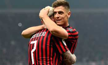 فوز ميلان على سيبال بثلاثية والتأهل لربع نهائى كأس ايطاليا