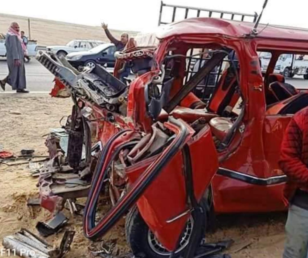حادث أليم لأطباء المنيا أصاب الجميع بالحزن