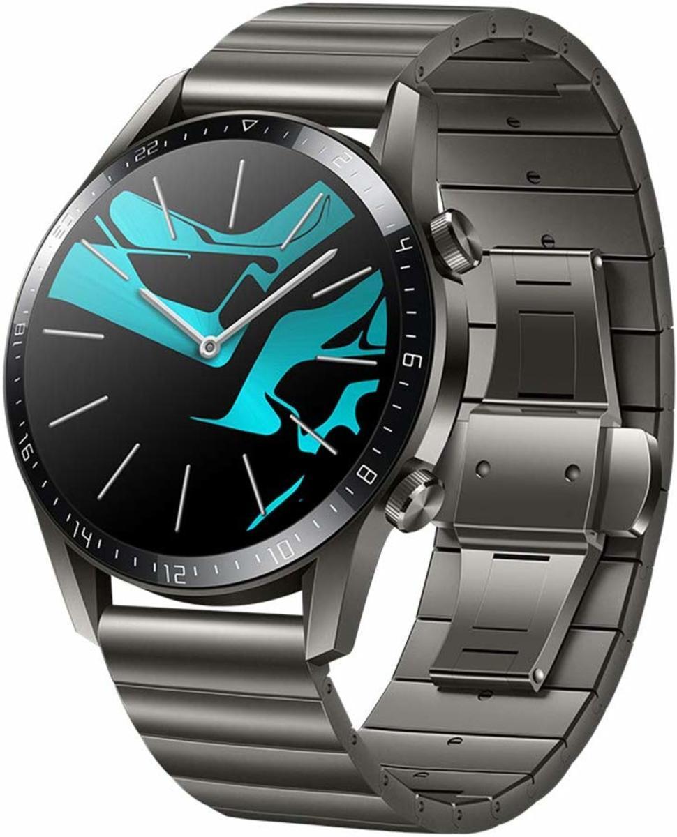 إنتاج إصدار عظيم من الساعة الذكية HUAWEI WATCH GT2 لشركة هواوي