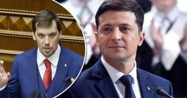 استقالة رئيس الوزراء الأوكراني اليوم :