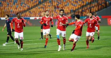 تأجيل مباراة النادى الأهلى وانبى في الدوري المصري
