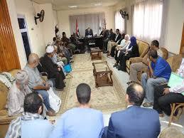 مباحثات من نائب محافظ سوهاج حول تطوير قرى الصعيد