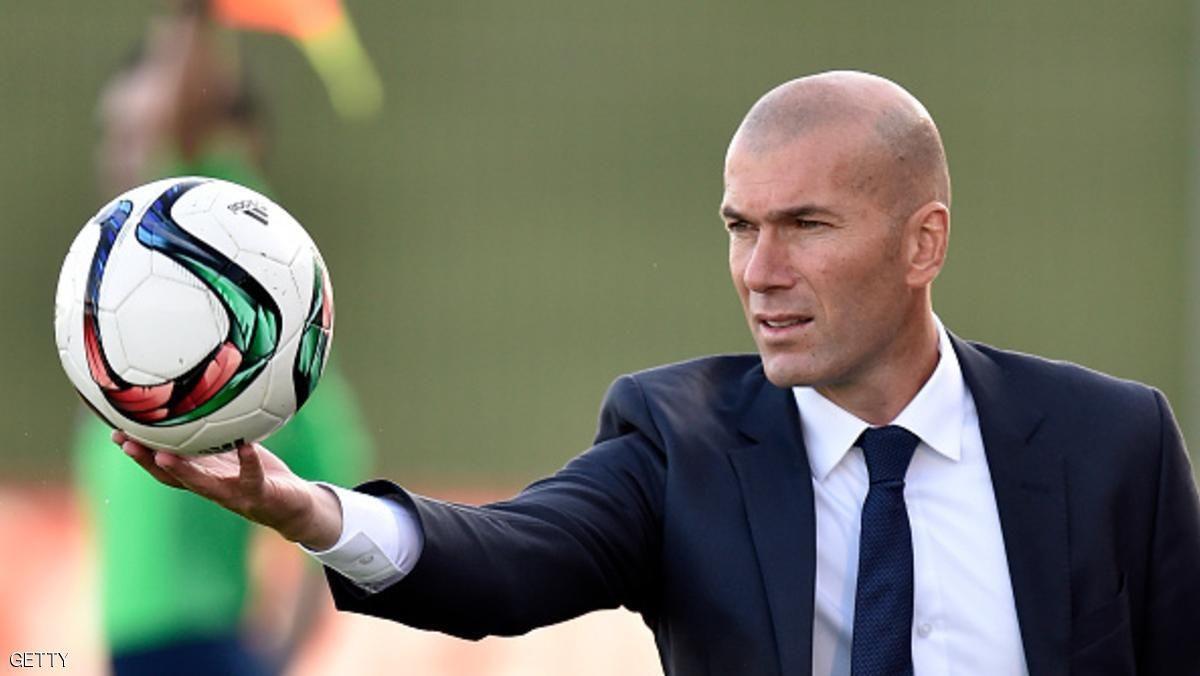 أهم حصاد زيدان التدريبي مع فريق ريال مدريد