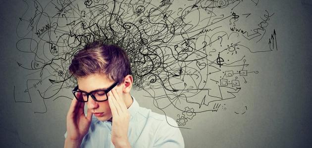 ما هي أعراض القلق المستمر