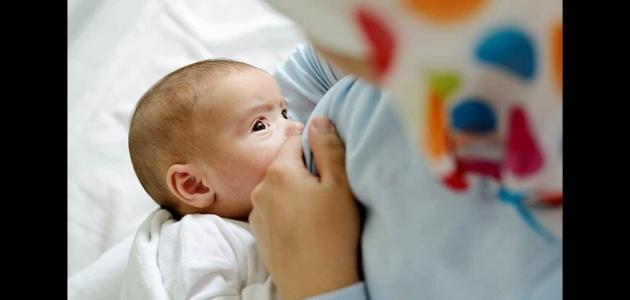 تفسير رؤية ارضاع طفل في المنام