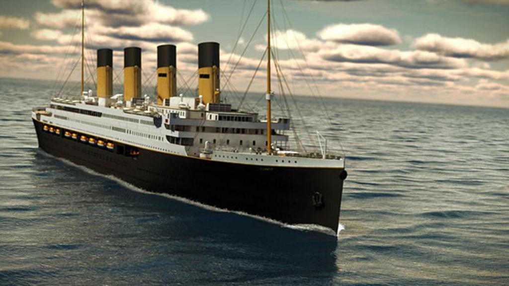 رؤية الباخرة أو السفينة في المنام وتفسيرها
