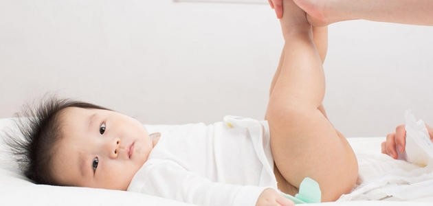 الأسباب التي تجعل طفلك يصاب بثلث البراز