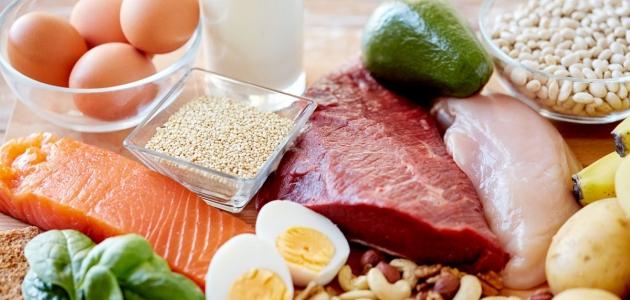 تعرف على الأطعمة التي تعزز البروتينات داخل جسمك