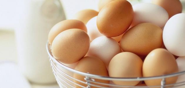 ما علاقة الكولسترول الموجود في البيض بصحة القلب