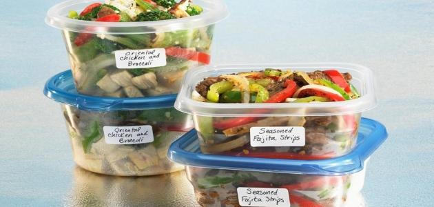 نصائح يجب اتباعها لتخزين الطعام بطريقة صحية لسلامة أسرتك