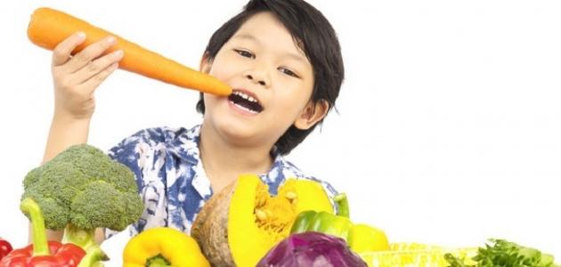 الأغذية الصحية لنمو دماغ الأطفال
