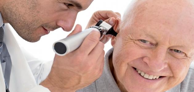 الخلل في الأذن الوسطى يؤدي للصمم مطلق