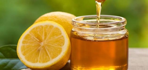 العسل علاج خيالي لاحتوائه على مضادات الأكسدة وكذلك الليمون