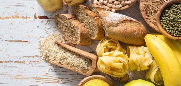 مجموعة من المعلومات القيمة عن النشويات التي تزيد الوزن