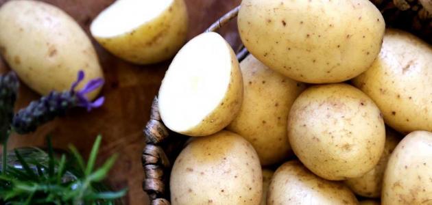 أضرار وفوائد ناتجة عن تناول البطاطس بكثرة