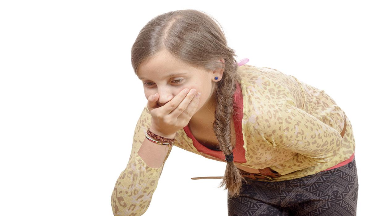 الصداع مع القيء عند الأطفال أسبابه وطرق الوقاية منه